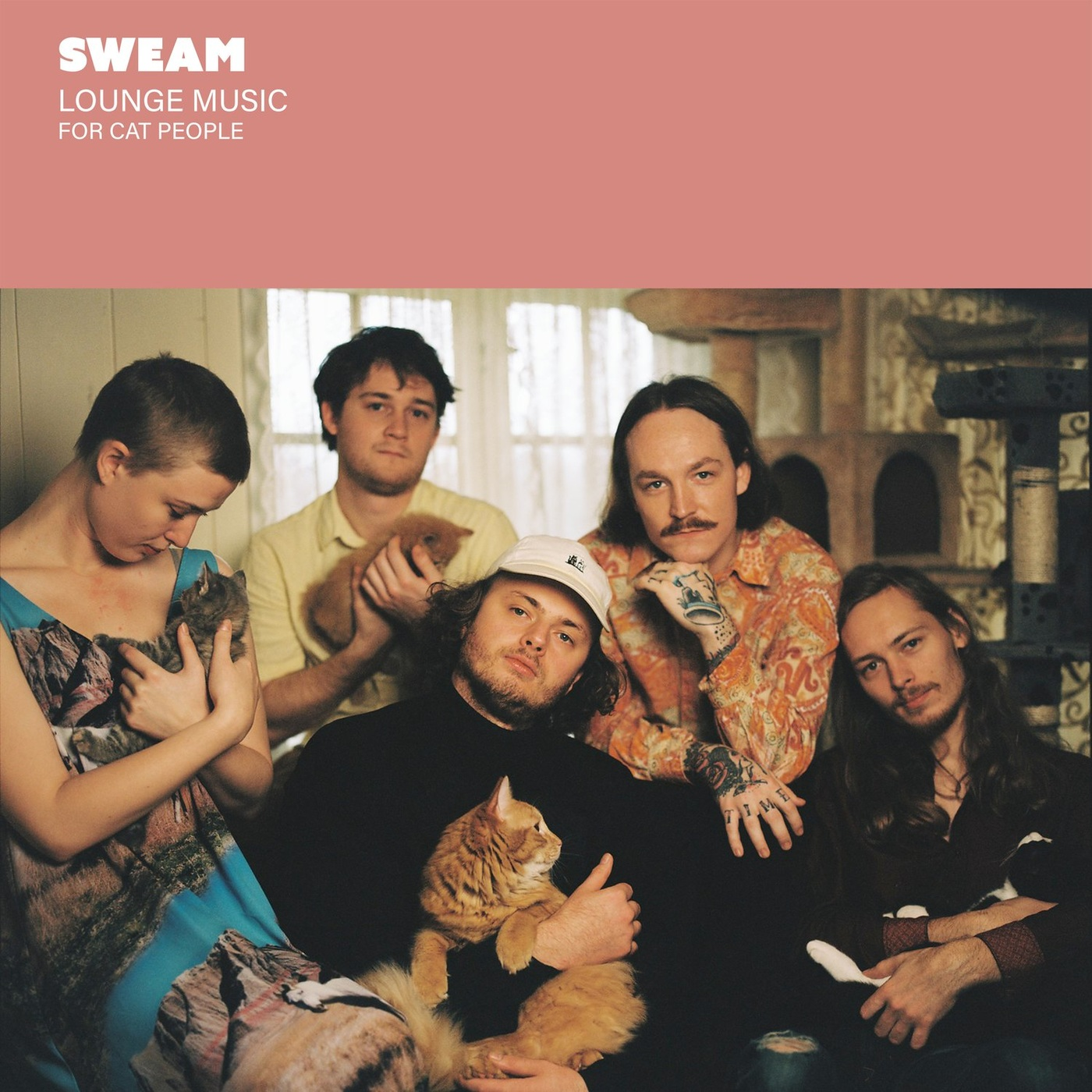 Sweam - Lounge Music For Cat People