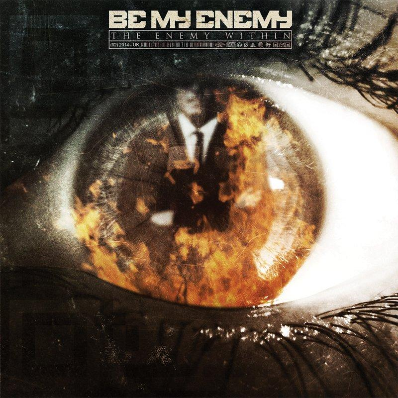 Be My Enemy ‎ - The Enemy Within