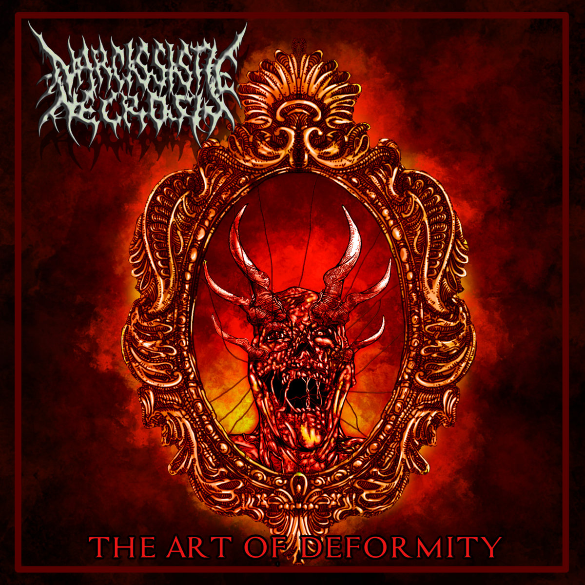 Narcissistic Necrosis - The Art Of Deformity