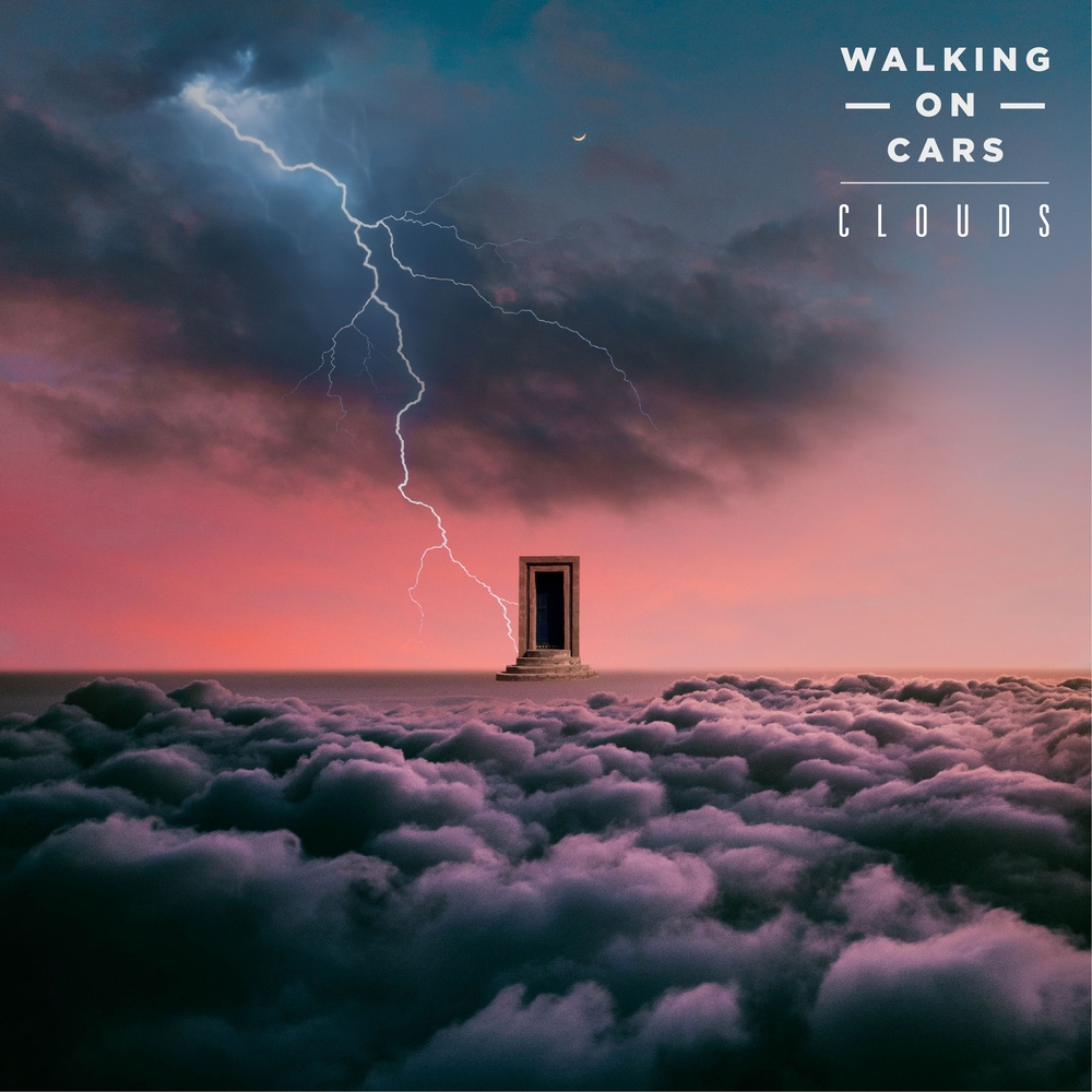 Walking On Cars - Clouds (EP)